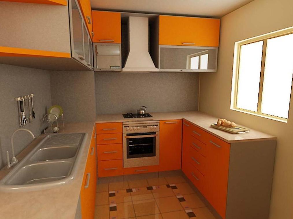 Design Kitchen Set Untuk Dapur Kecil jasa lemari dapur di samarinda | kitchen set samarinda