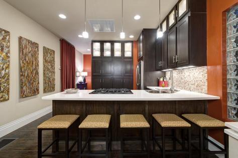 16 Desain Minibar Untuk Dapur Kecil