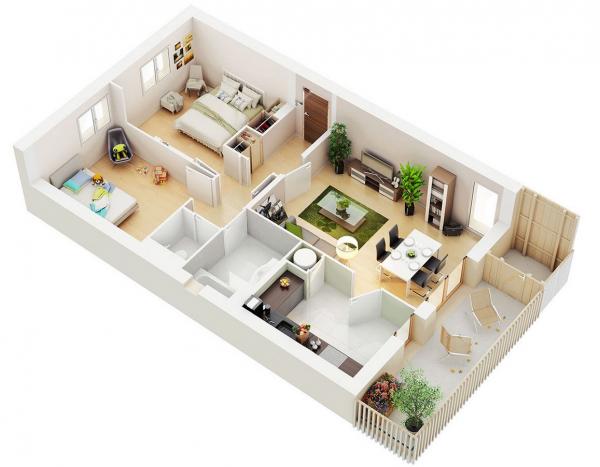 kamar anak minimalis room set samarinda