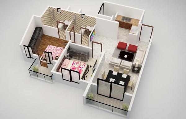 kumpulan desain rumah minimalis 002