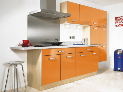 bright-and-stylish-orange-kitchen-design-with-furniture-Mobalpa-orange-kitchens