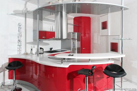 kitchen-cabinets-modern-red-003a-s1928560-curved-peninsula-seating