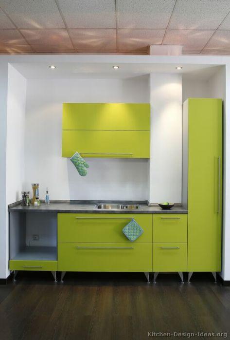 Samarinda Kitchen Sets Hijau Green001