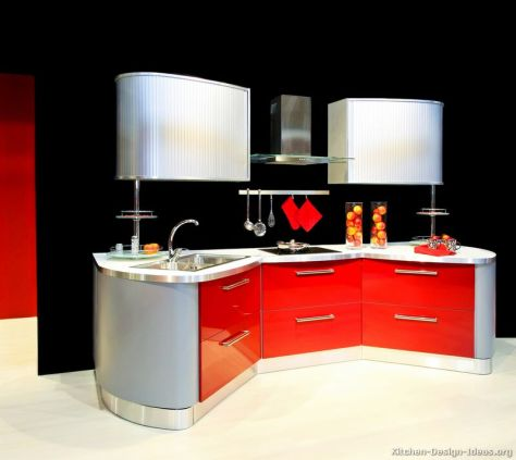 Samarinda Kitchen Sets Hijau Merah Red 003