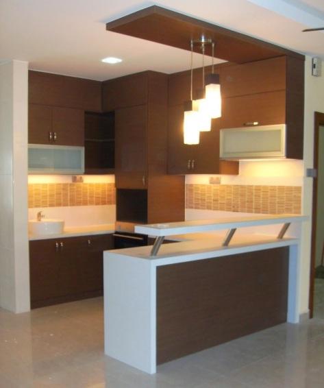 19 Desain Minibar Minimalis Kitchen Set Samarinda